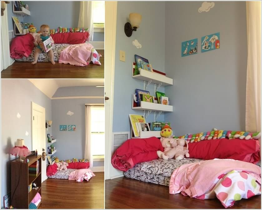 Make Your Kids' Reading Nook Cozy 8