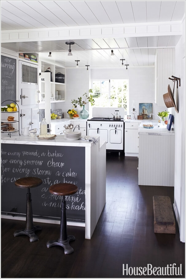 Make Your Kitchen Island Interesting and Cool 10