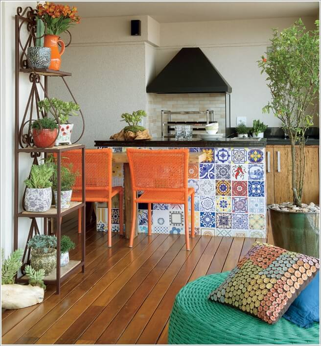Make Your Kitchen Island Interesting and Cool 1