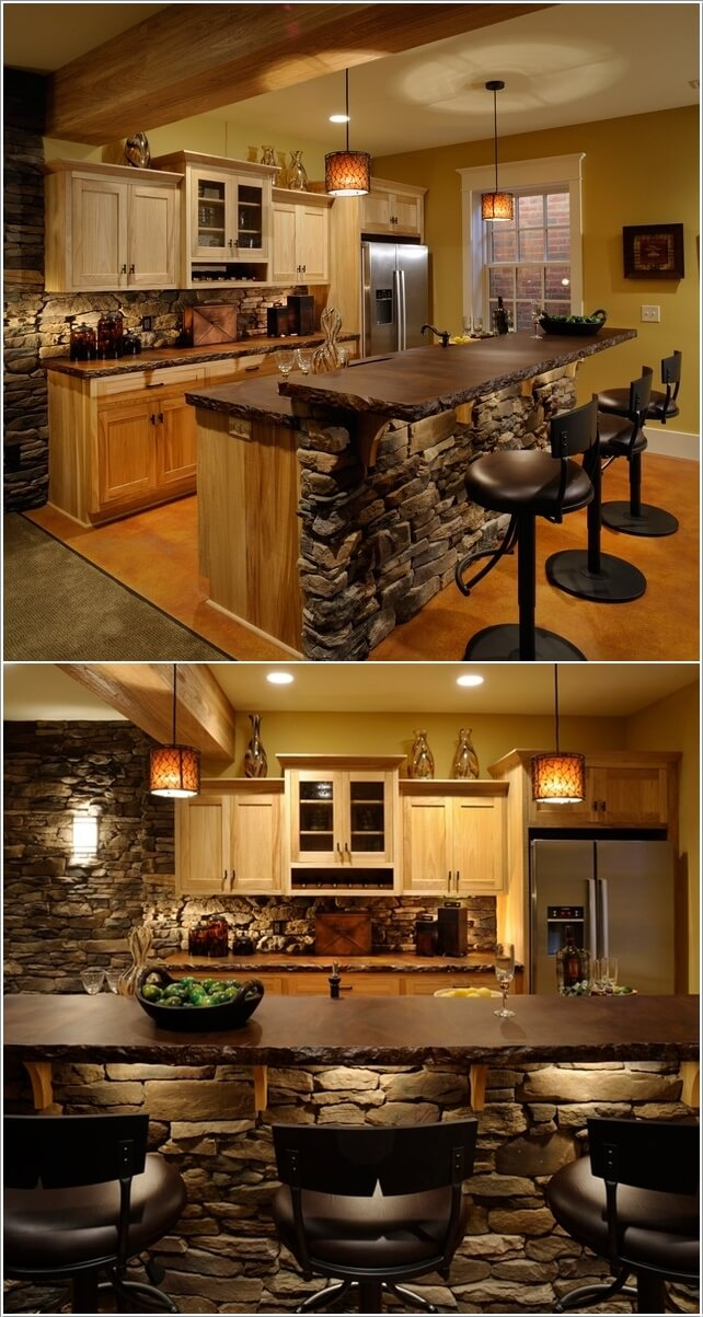 Make Your Kitchen Island Interesting and Cool 4