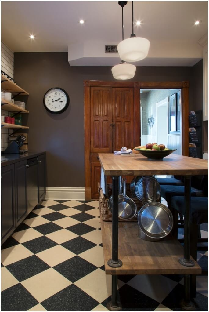 Make Your Kitchen Island Interesting and Cool 5