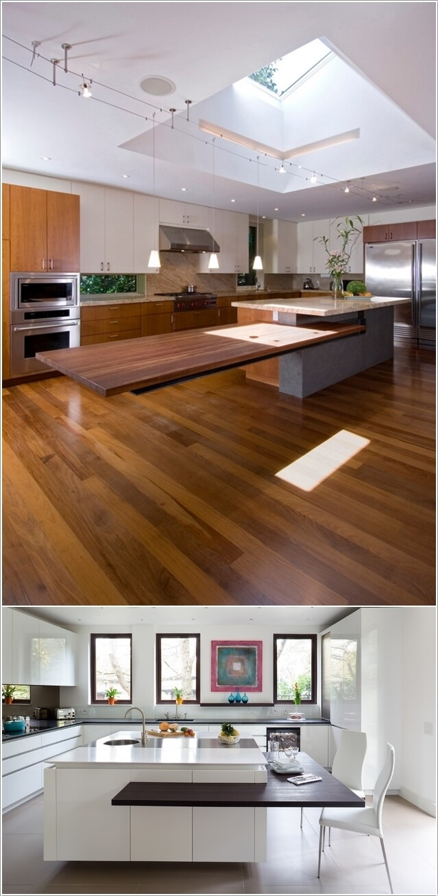 Make Your Kitchen Island Interesting and Cool 7