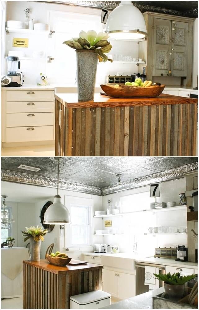 Make Your Kitchen Island Interesting and Cool 8