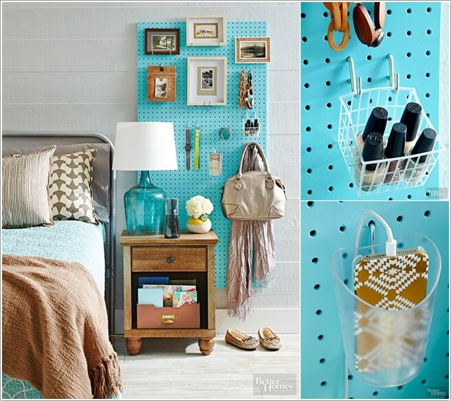 Replace Your Ordinary Nightstand with a Storage Solution 1