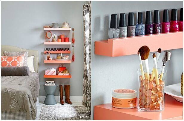 Replace Your Ordinary Nightstand with a Storage Solution 2