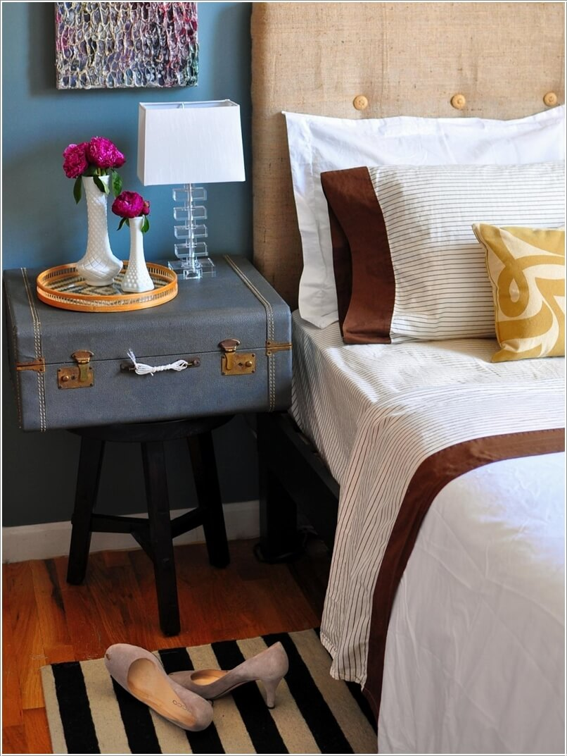 Replace Your Ordinary Nightstand with a Storage Solution 3