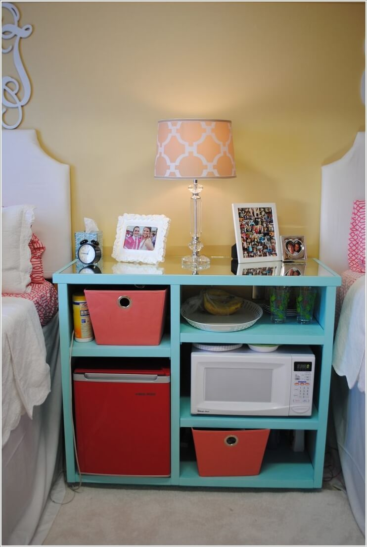 Replace Your Ordinary Nightstand with a Storage Solution 4