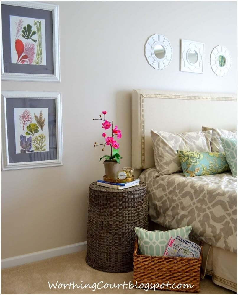 Replace Your Ordinary Nightstand with a Storage Solution 9