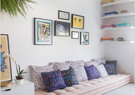 Swap Your Living Room Sofa with a Different Seating Option 1