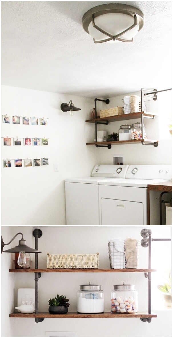 Laundry Room Shelving: Choose Laundry Room Shelving That Suits Your Needs And Style