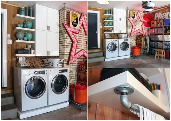 Choose a Laundry Room Shelving That Suits Your Needs and Style 3