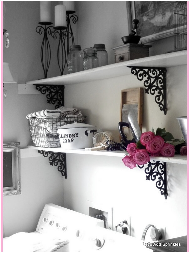 Choose a Laundry Room Shelving That Suits Your Needs and Style 7