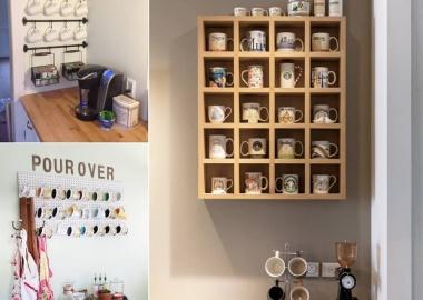 Cool and Creative Mug Storage Ideas fi
