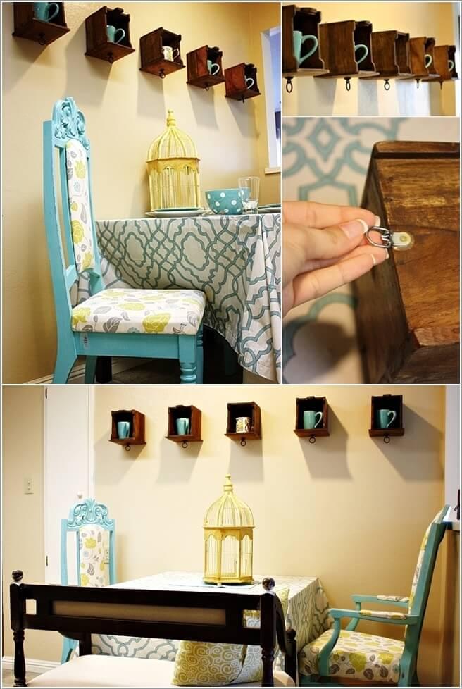 Cool and Creative Mug Storage Ideas 7