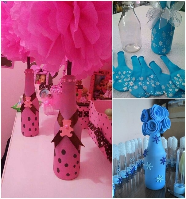 Cool Ways to Decorate Glass Bottles 1 Cool Ways to Decorate Glass Bottles Cool Ways to Decorate Glass Bottles cool ways to decorate glass bottles 1