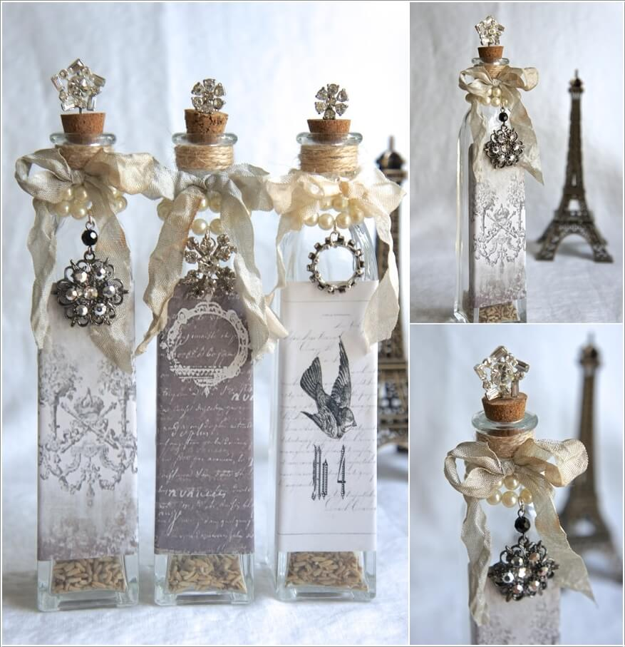 Cool Ways to Decorate Glass Bottles 10 Cool Ways to Decorate Glass Bottles Cool Ways to Decorate Glass Bottles cool ways to decorate glass bottles 10