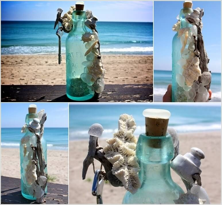 Cool Ways to Decorate Glass Bottles 9 Cool Ways to Decorate Glass Bottles Cool Ways to Decorate Glass Bottles cool ways to decorate glass bottles 9