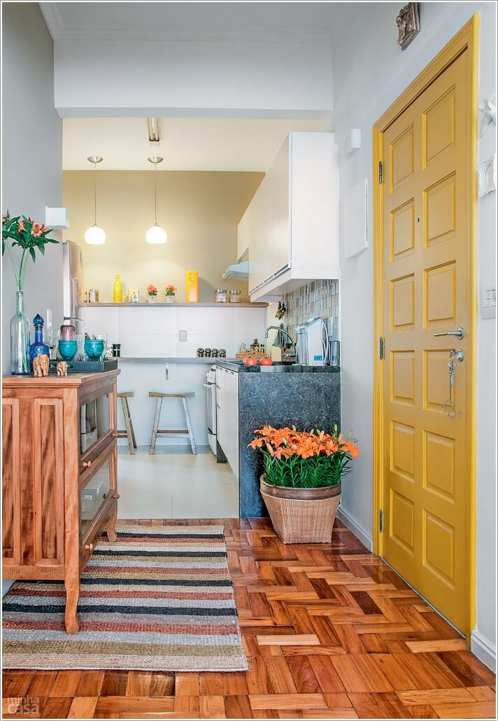 Design Such an Entry Way Floor That Catches Attention 1