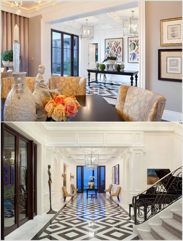 Design Such an Entry Way Floor That Catches Attention 2