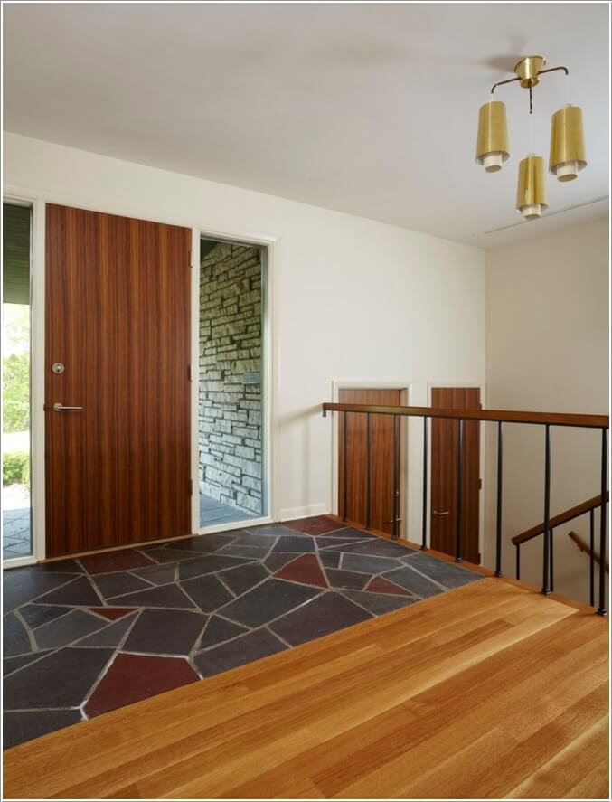 Choose Such An Entryway Floor That Grabs Attention