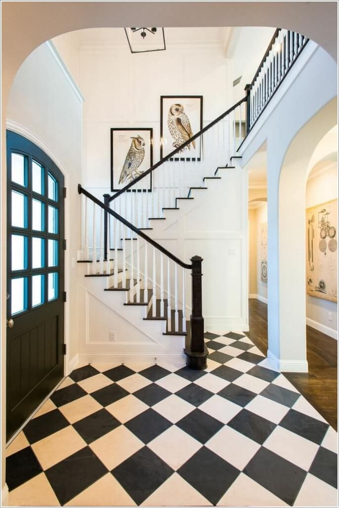 Design Such an Entry Way Floor That Catches Attention 6