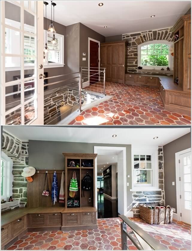 Design Such an Entry Way Floor That Catches Attention 9