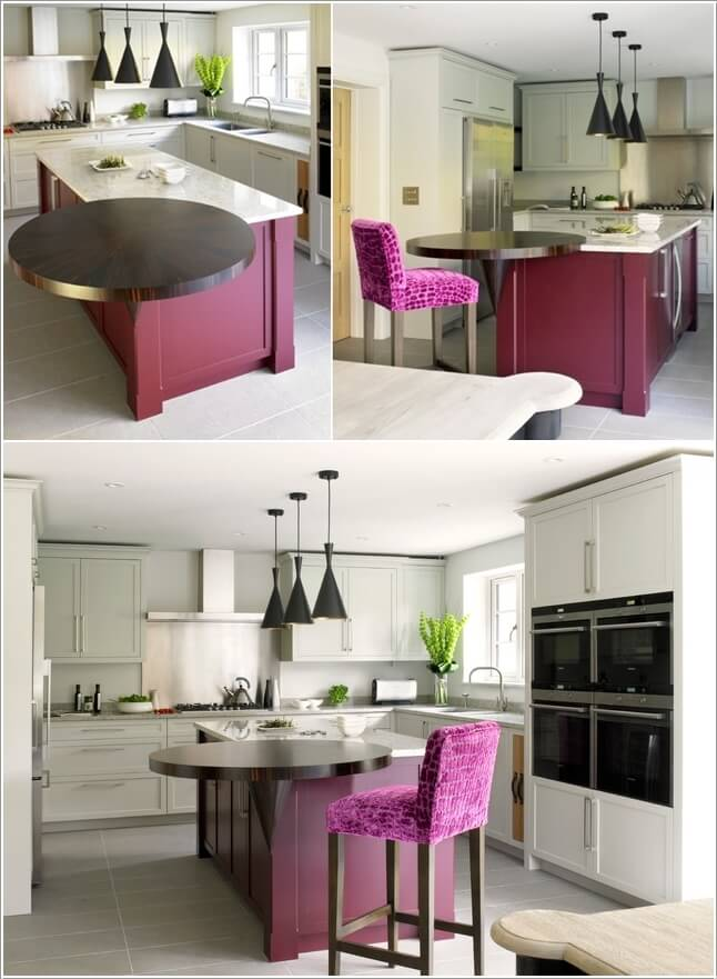 Design Your Kitchen with a Cool Color Scheme 4