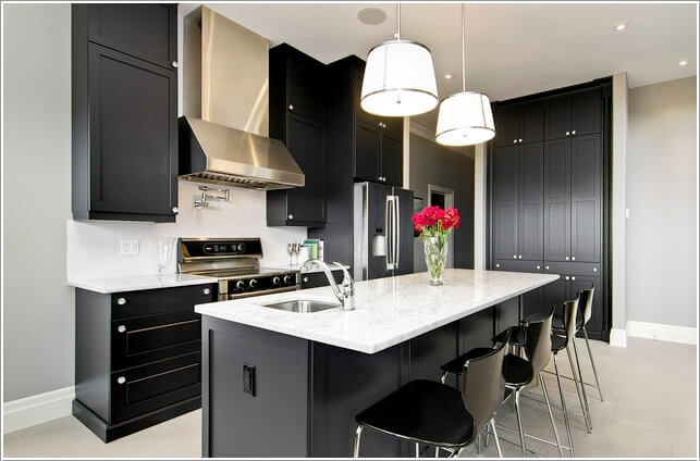 Design Your Kitchen with a Cool Color Scheme 6