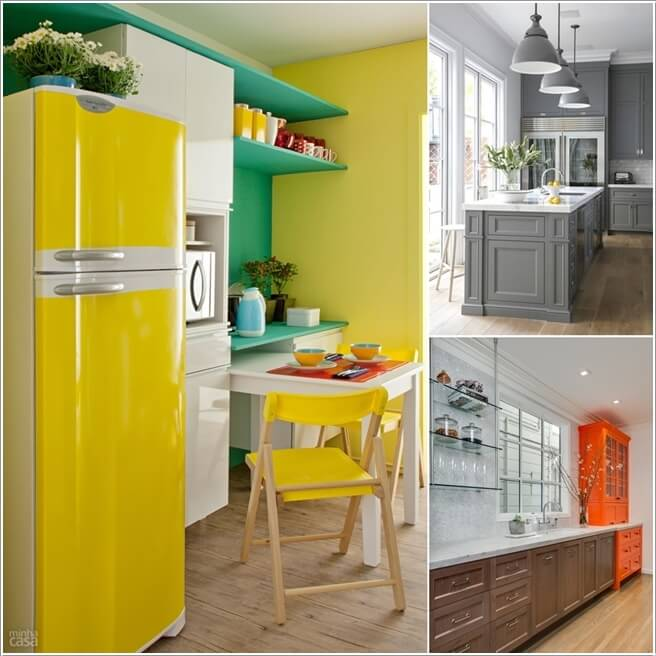Design Your Kitchen with a Cool Color Scheme a