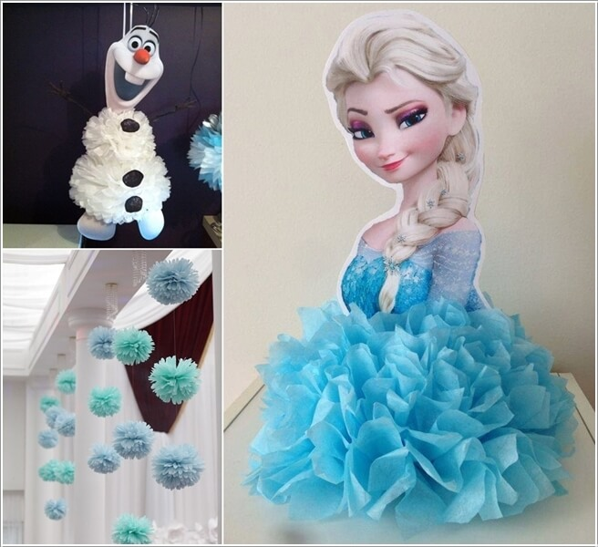 Fabulous Ways to Design a Frozen Themed Room 10