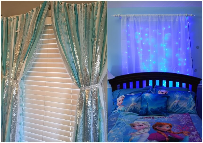Fabulous Ways To Design A Frozen Themed Room