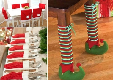 Here You Go For Cool Christmas Table Ideas fi