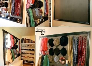 How Wonderful This His and Her Closet Organizer Is fi