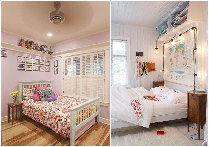 ingenious ways to add extra storage to your kids 39 room 8