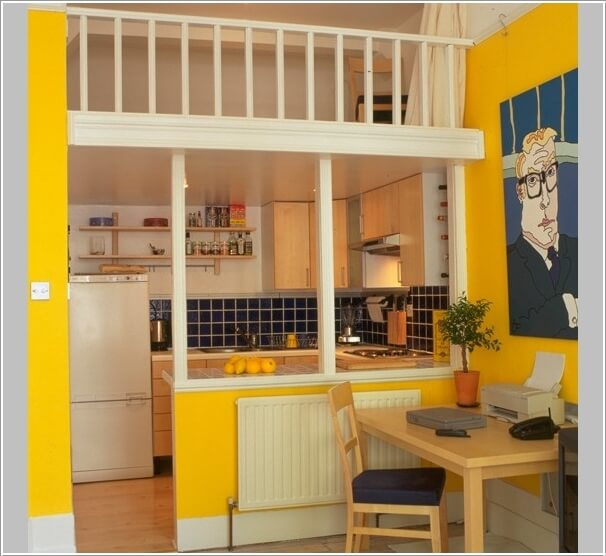 Make A Small Kitchen Look Bigger With These Tips 2