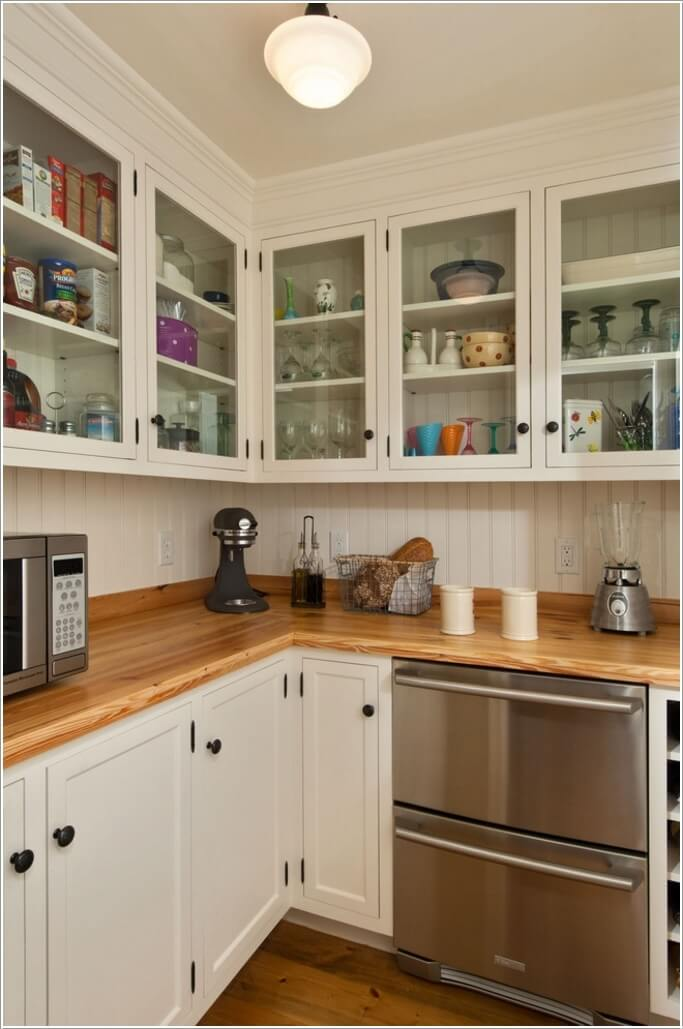 Make a Small Kitchen Look Bigger with These Tips 4