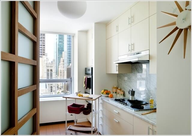 Make a Small Kitchen Look Bigger with These Tips 5