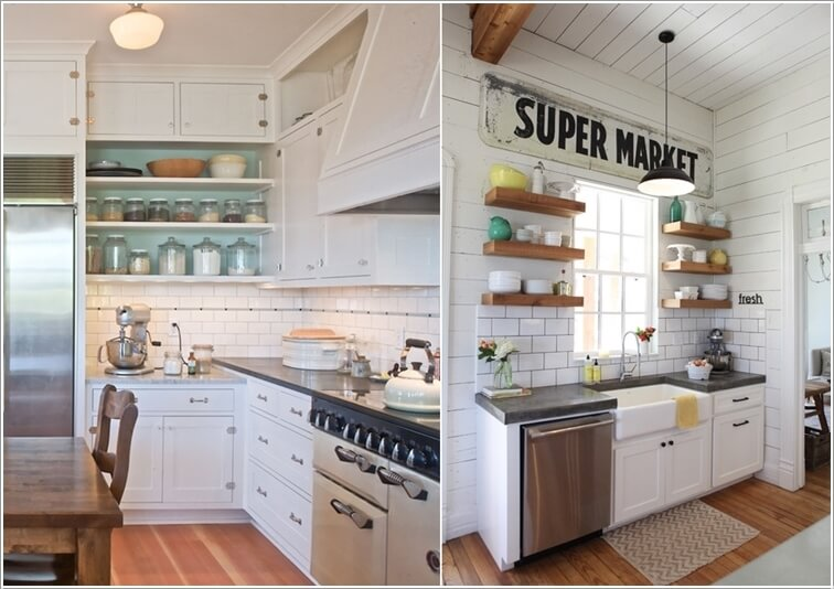 How To Make A Small Kitchen Look Bigger Home Design