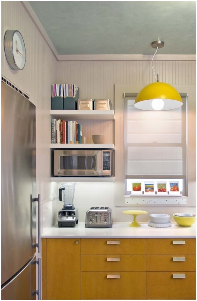 Make a Small Kitchen Look Bigger with These Tips 9