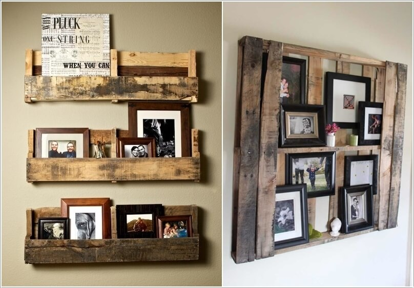 Make Furniture for Your Living Room with Pallets 5
