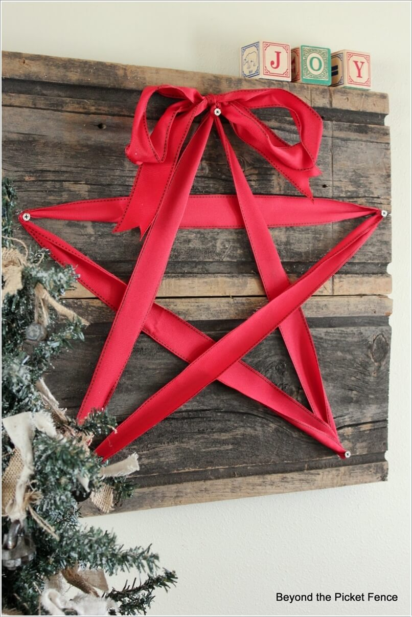 Make This Year's Christmas Decor with Ribbons 10