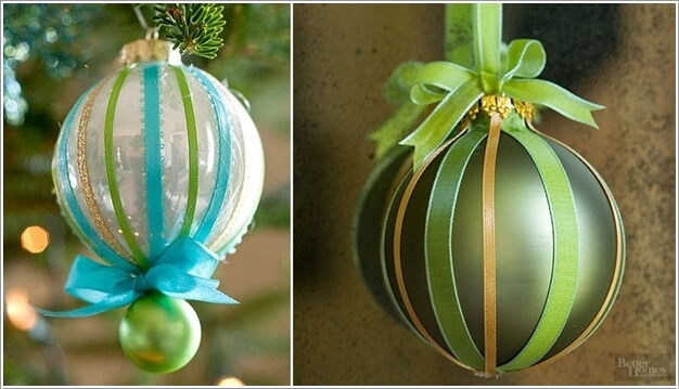 Make This Year's Christmas Decor with Ribbons 2