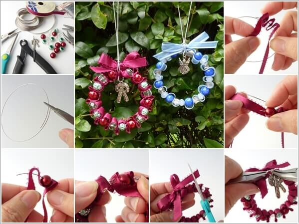 Make This Year's Christmas Decor with Ribbons 3