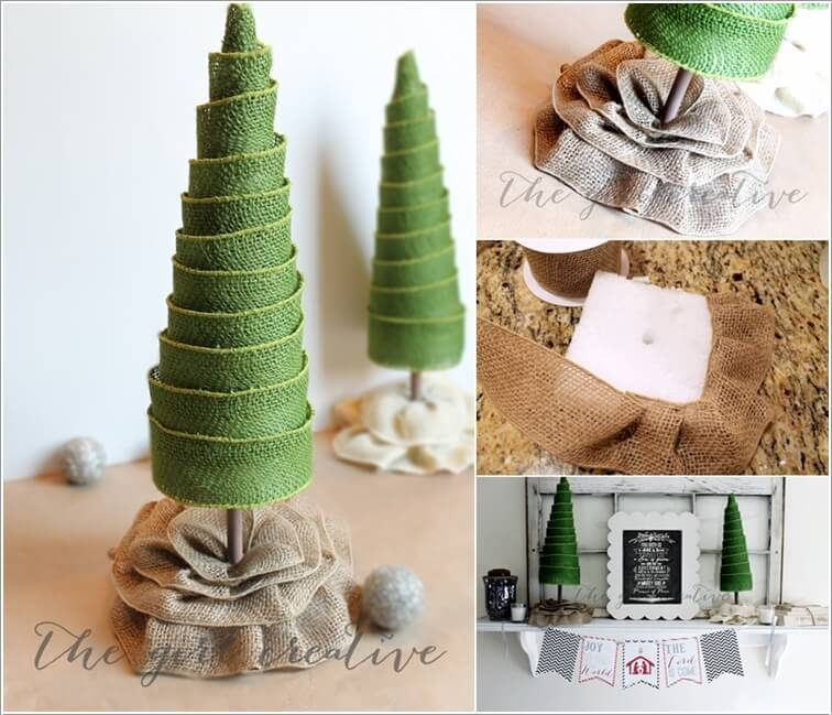 Make This Year's Christmas Decor with Ribbons 4