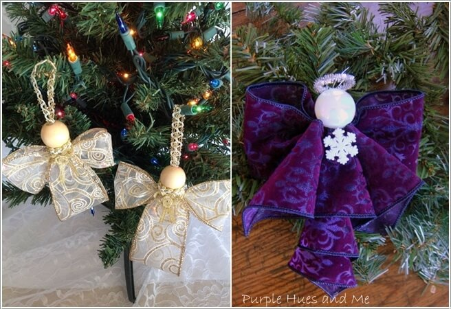 Make This Year's Christmas Decor with Ribbons 5