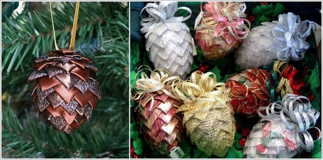 Make This Year's Christmas Decor with Ribbons 7