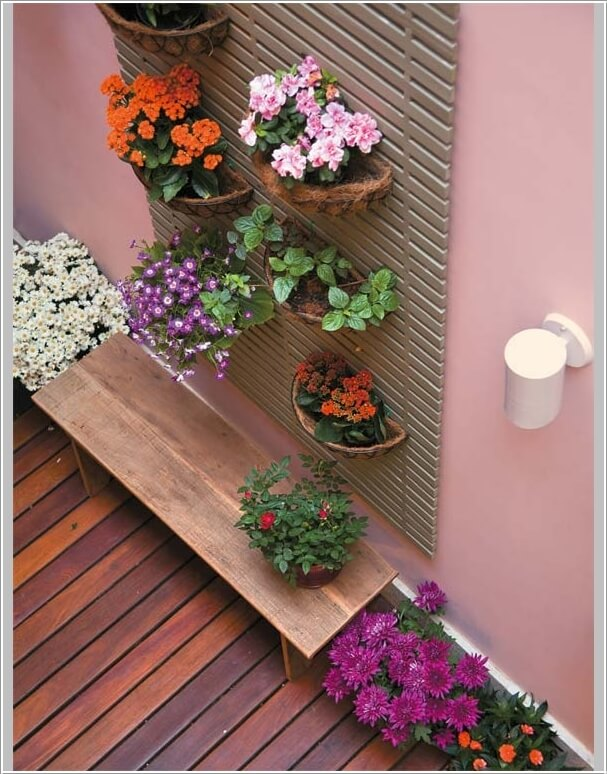 Materials to Use for a Vertical Garden 1