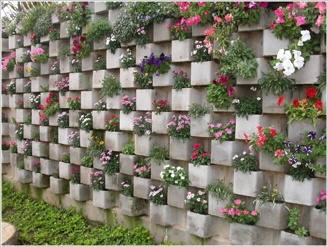 Materials to Use for a Vertical Garden 2