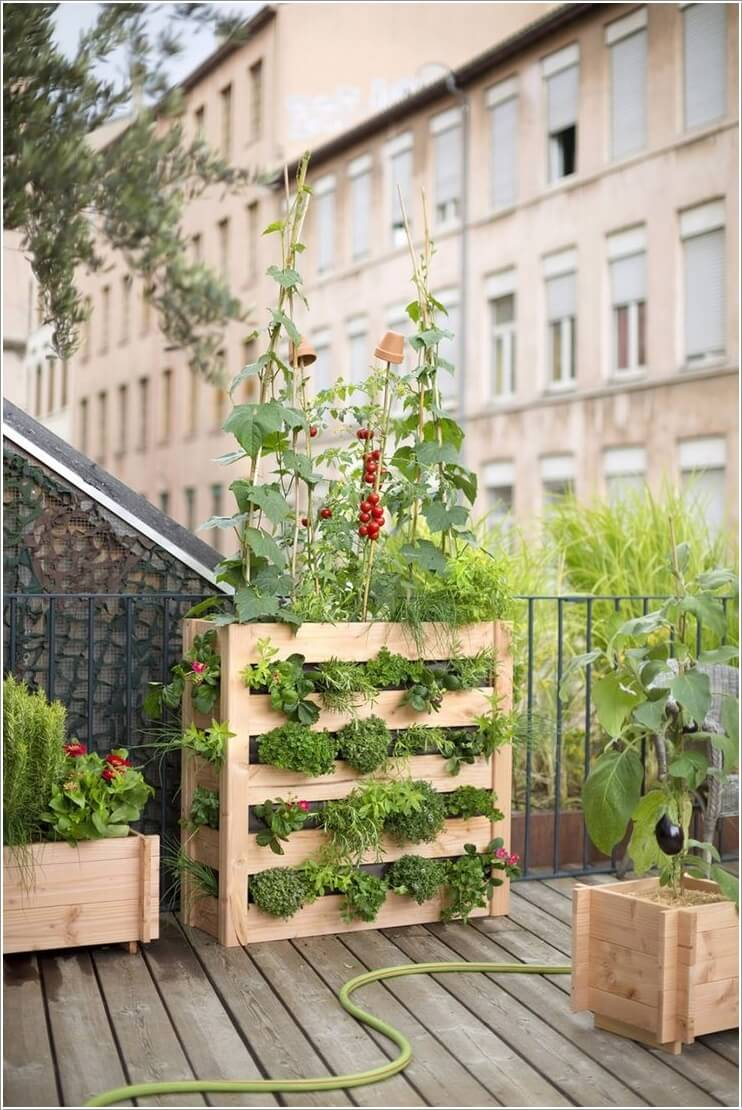 Materials to Use for a Vertical Garden 5