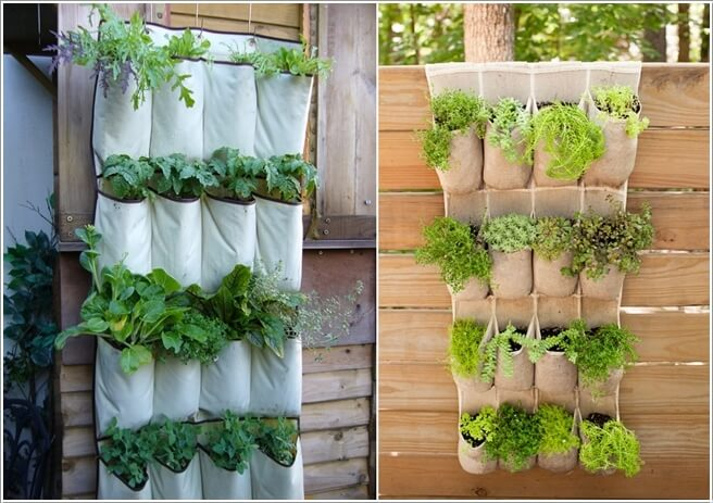 Materials to Use for a Vertical Garden 6